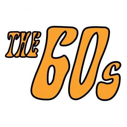 free vector The 60s