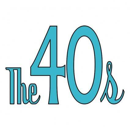 The 40s
