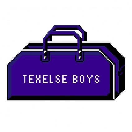 free vector Texelse boys