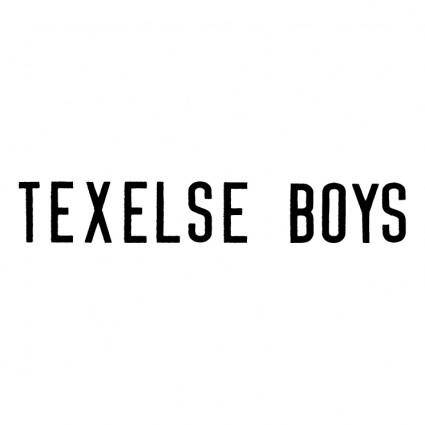 free vector Texelse boys 0
