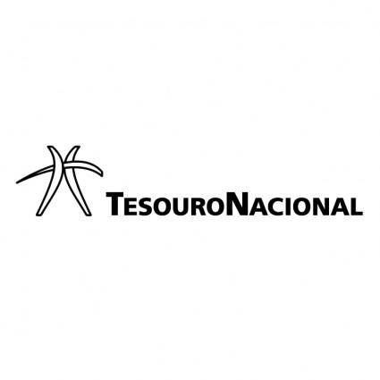free vector Tesouro nacional