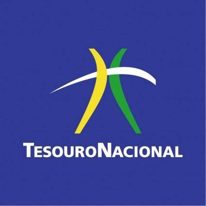 free vector Tesouro nacional 2