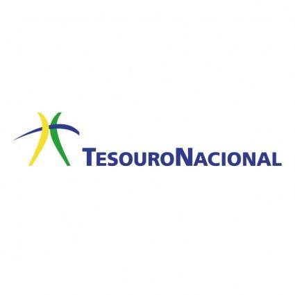 free vector Tesouro nacional 1