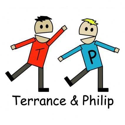 free vector Terrance philip