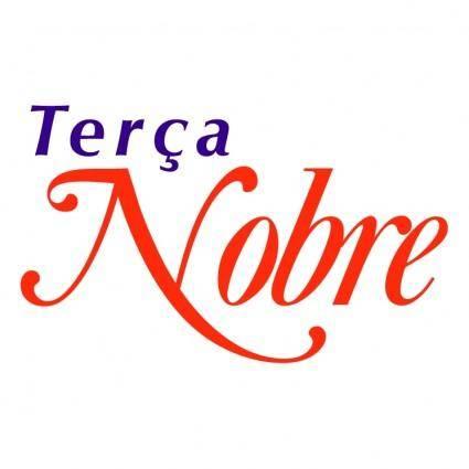 free vector Terca nobre