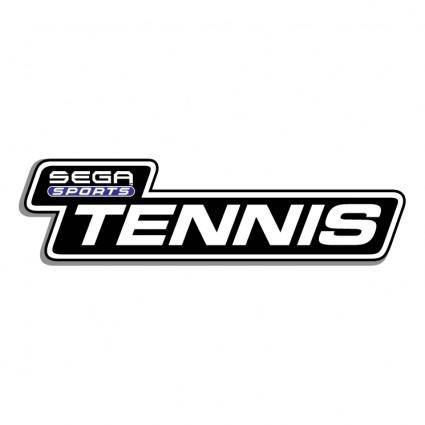 Tennis sega sports