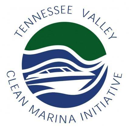 free vector Tennessee valley clean marina initiative