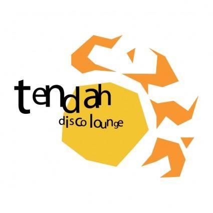 free vector Tendah disco lounge brasil