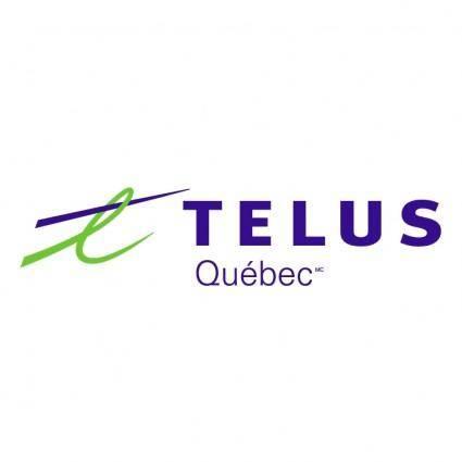 free vector Telus quebec
