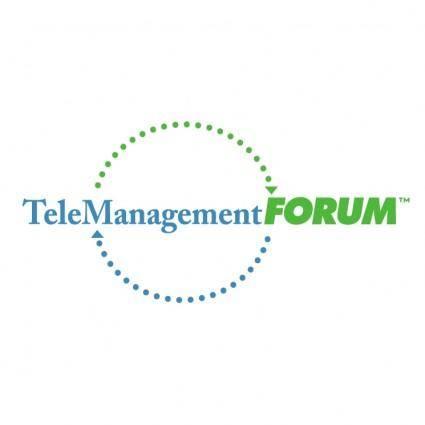 free vector Telemanagement forum 0