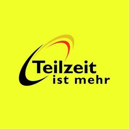 free vector Teilzeit