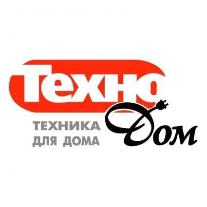 free vector Tehnodom