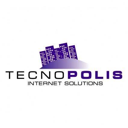 free vector Tecnopolis