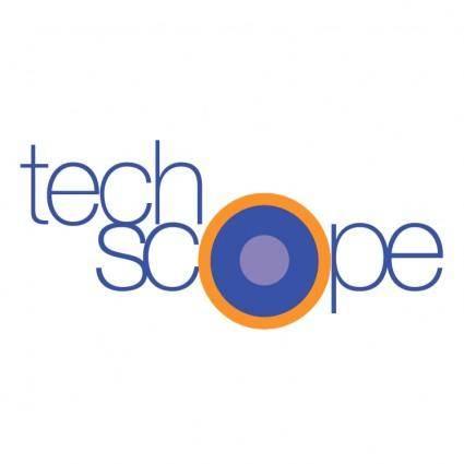 free vector Techscope