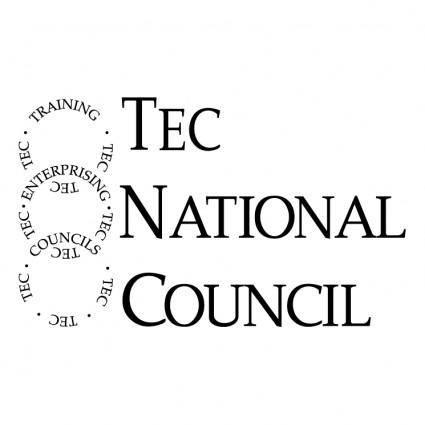 free vector Tec national council