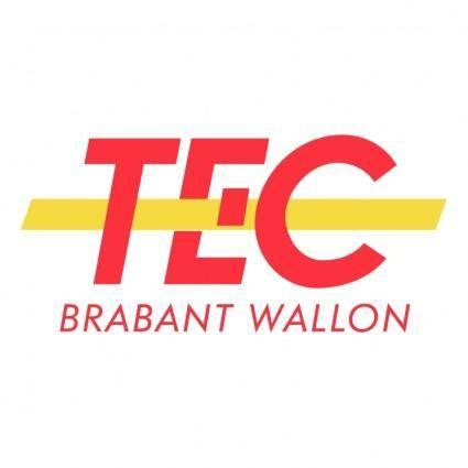 free vector Tec brabant wallon