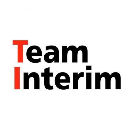 Team interim