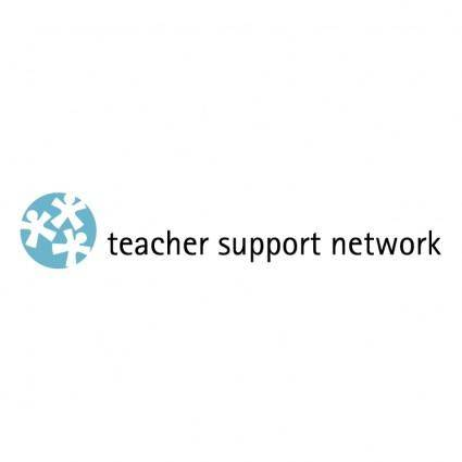 free vector Teacher support network