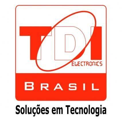free vector Tdi brasil electronics