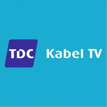 free vector Tdc kabel tv