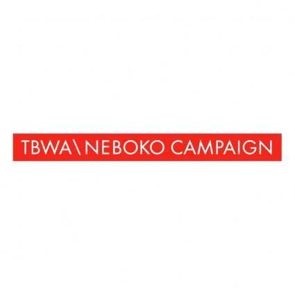 Tbwa neboko campaign
