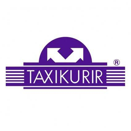 free vector Taxi kurir