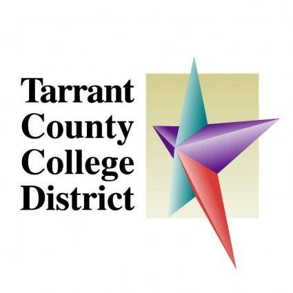 free vector Tarrant county college 1