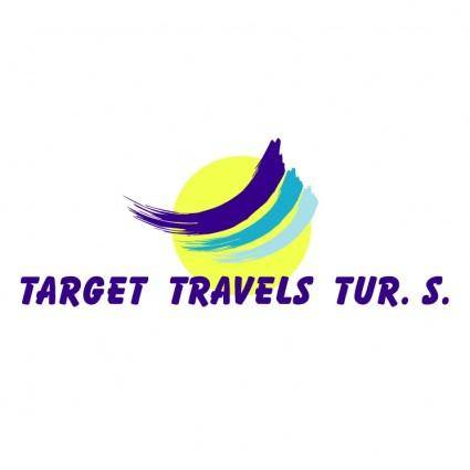 Target travels tur