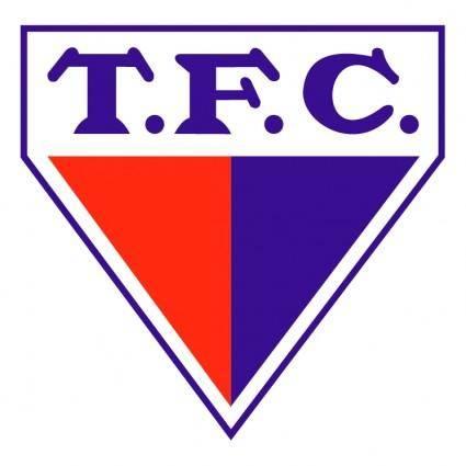 free vector Tamoio futebol clube de santo angelo rs