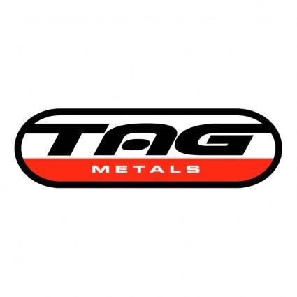free vector Tag metals