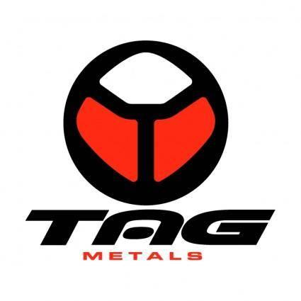 Tag metals 0