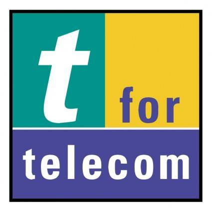 free vector T for telecom 2