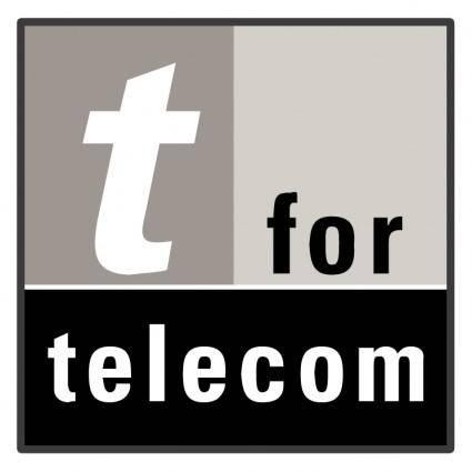 T for telecom 1