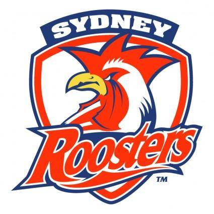 free vector Sydney roosters