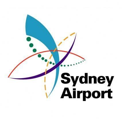 free vector Sydney airport