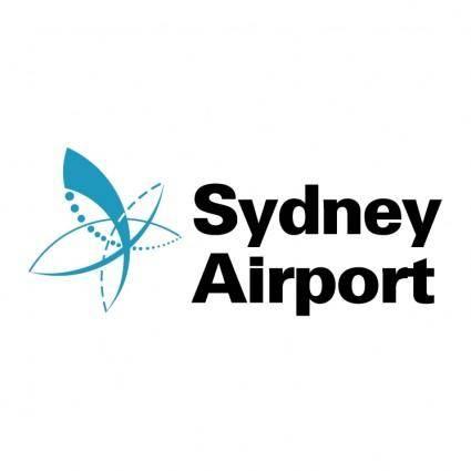 free vector Sydney airport 2