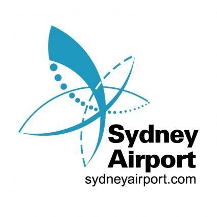 free vector Sydney airport 0