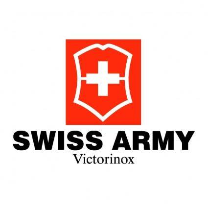 free vector Swiss army victorinox