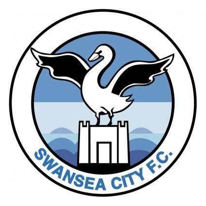 free vector Swansea city fc 0