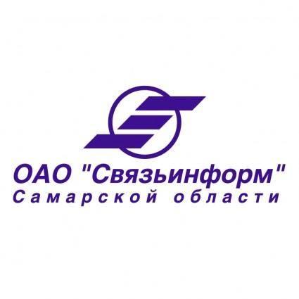 free vector Svyazinform samara