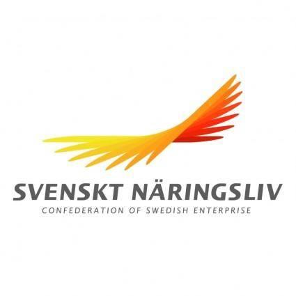 free vector Svenskt naringsliv