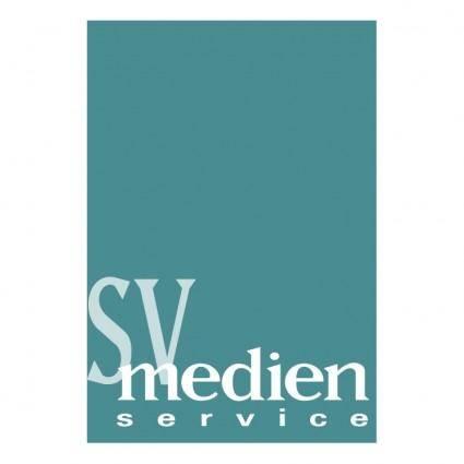 free vector Sv medien service