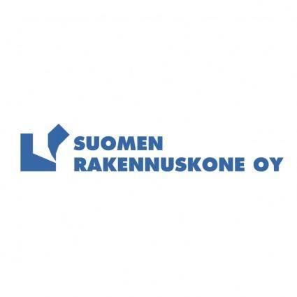 free vector Suomen rakennuskone