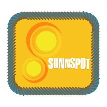 free vector Sunnspot