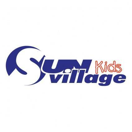 Sun village kids