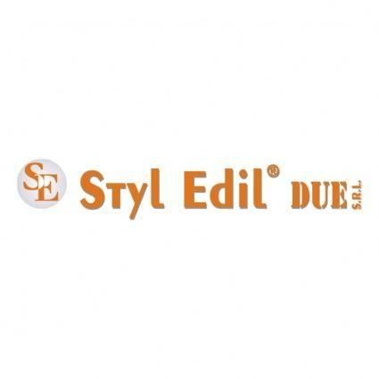 free vector Styl edil due