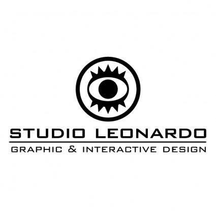 free vector Studio leonardo 0