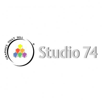 free vector Studio 74 design