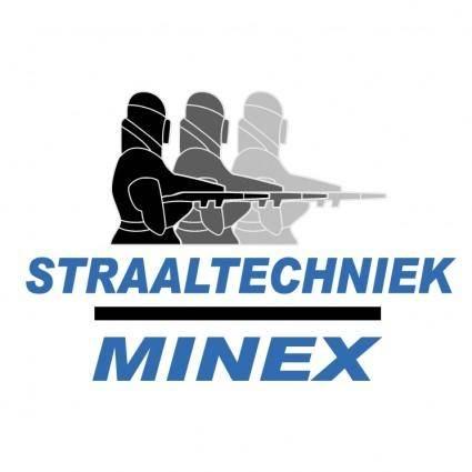 Straaltechniek minex