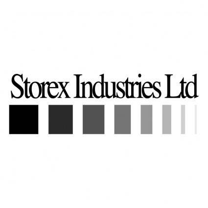 free vector Storex industries